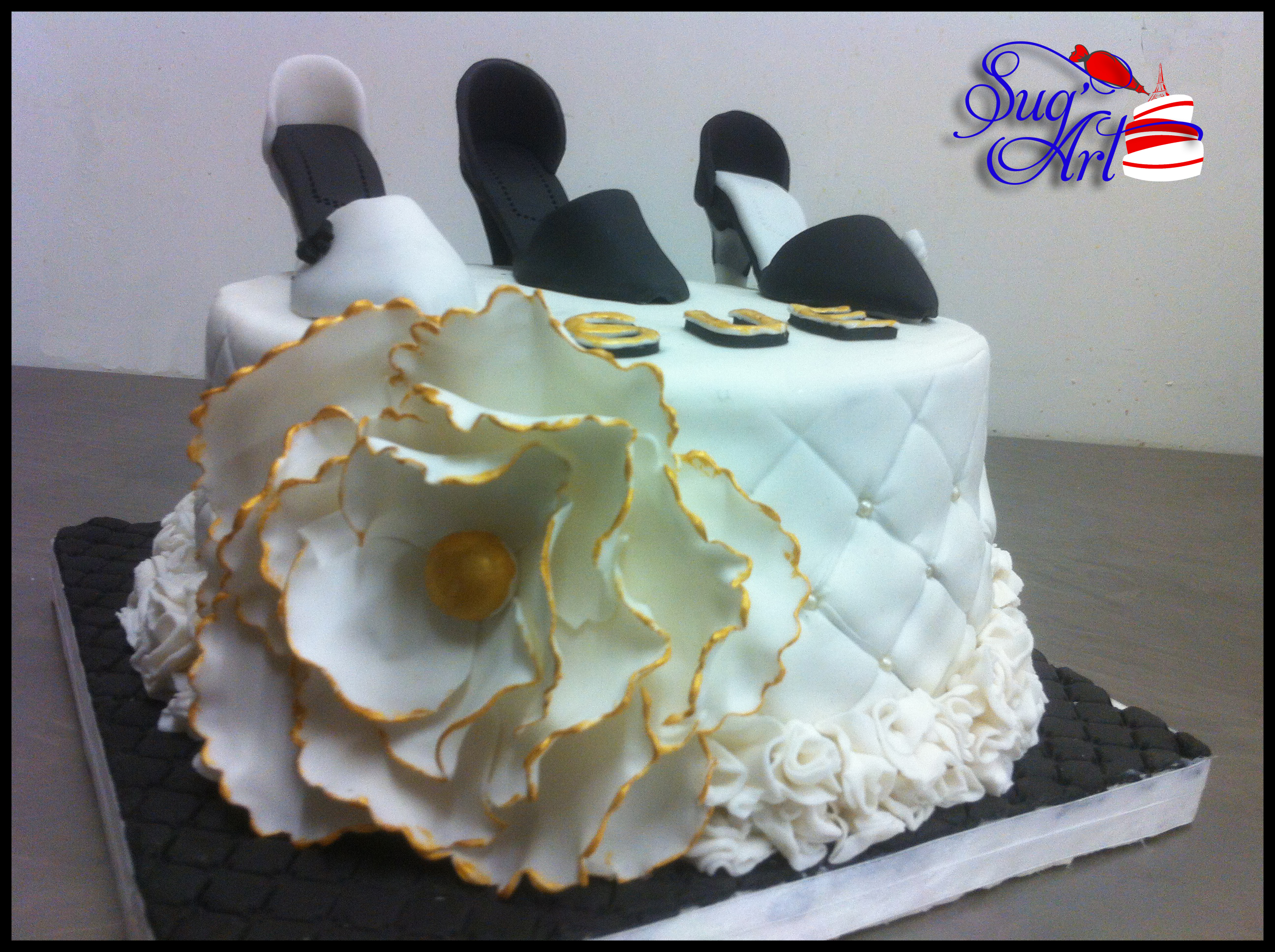 Sug Art Cake Design Montpellier : Sug Art Cake Design