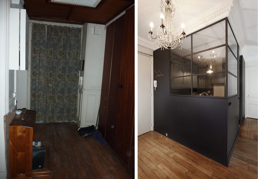 Architea archi home concept grenoble vienne for Amenagement appartement grenoble