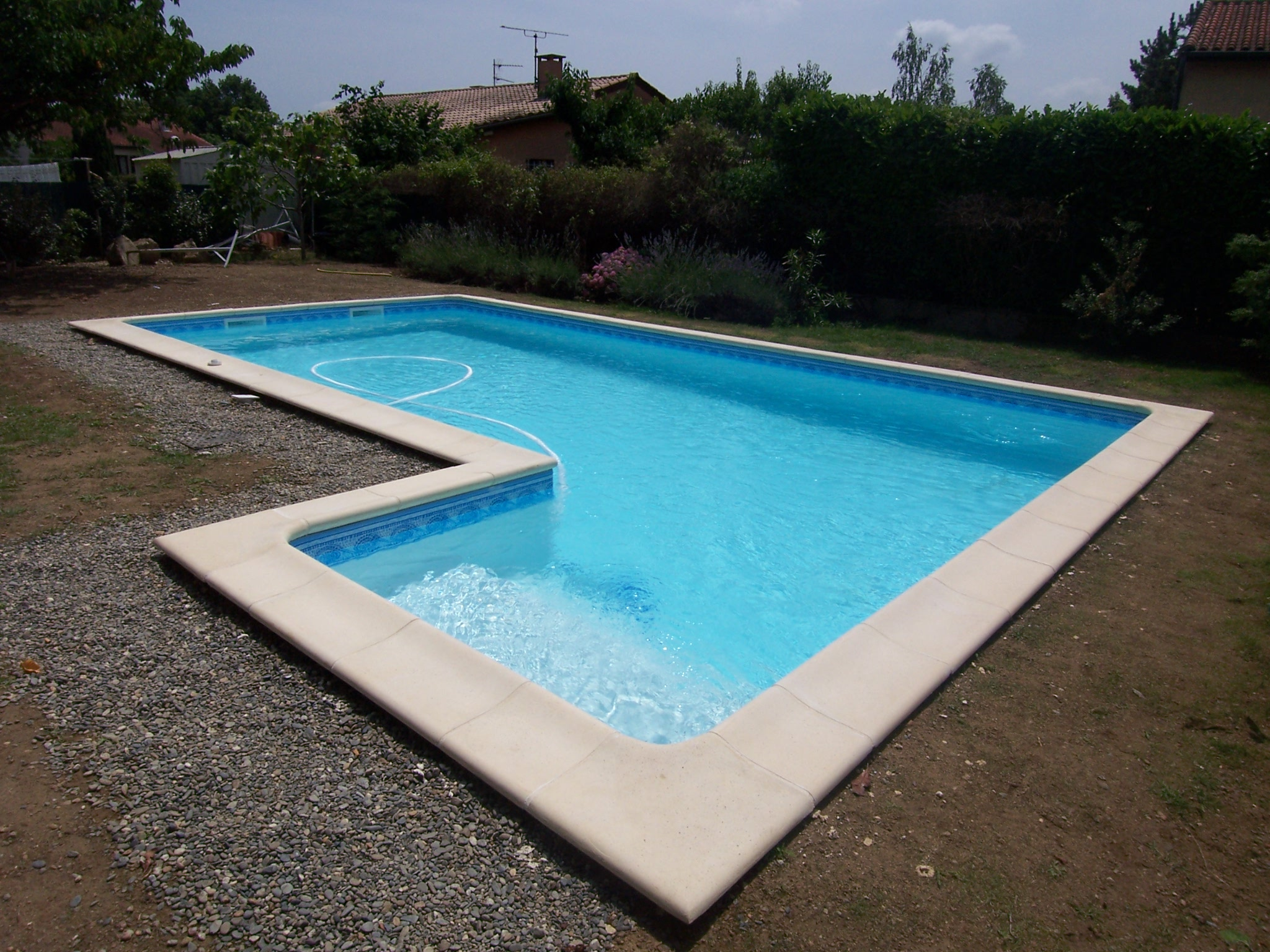 H2o maintenance for Construction piscine traditionnelle