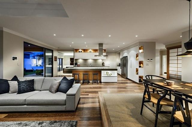 Interieure de maison moderne | Brasseriedb