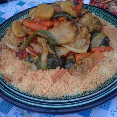 Spécialités Marocaines