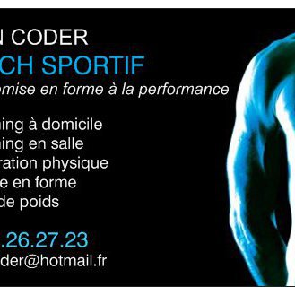 YANN CODER COACHING